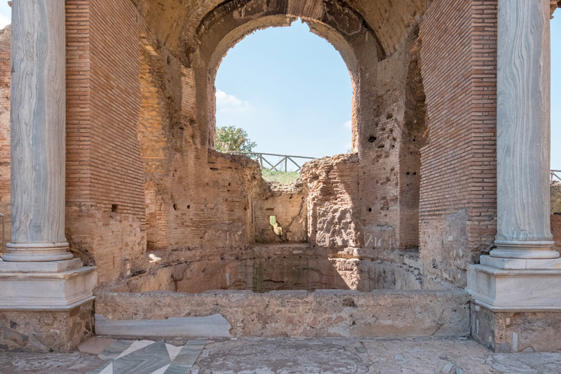 Parco Archeologico dell'Appia Antica - Villa dei Quintili