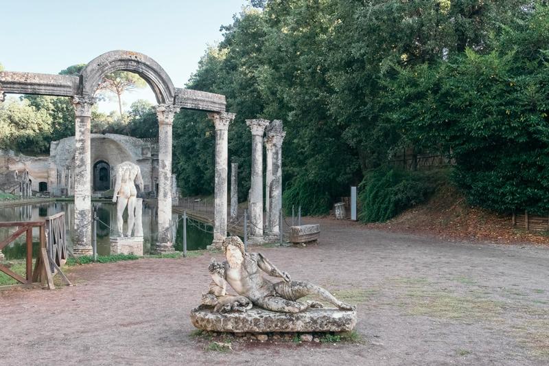 Villa Adriana - Canopo