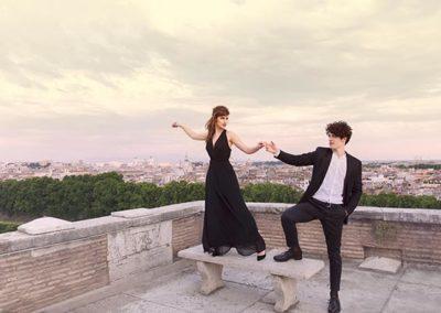 Angela Curri e Giuseppe Spata